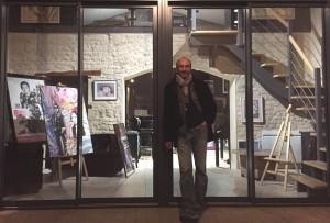 Entrée Musée Blais